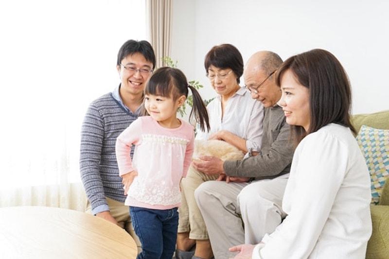 Three-generation family enjoying a warm home in Petal, MS